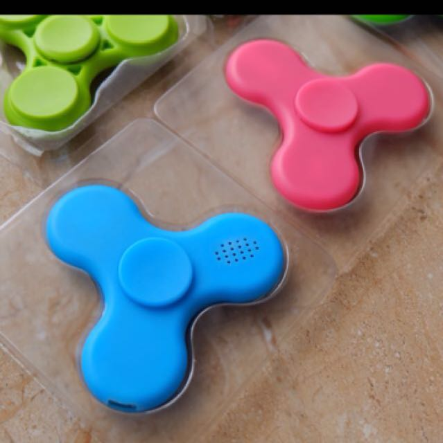 Fidget Spinner Bluetooth