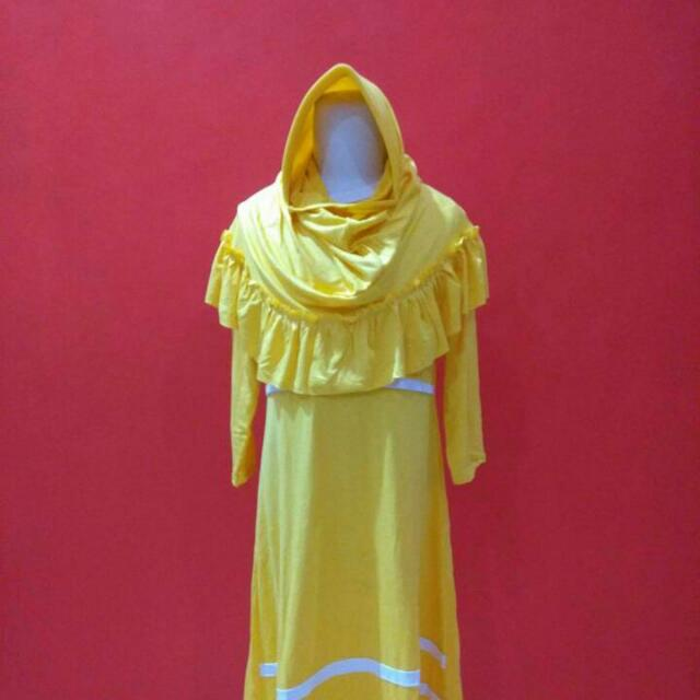 Gamis Anak + Hijab