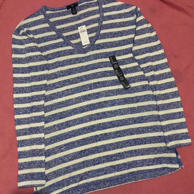 GAP Long Sleeves Knitted Top