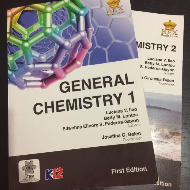 General Chemistry 1&2