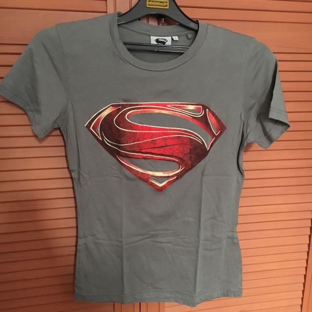 Glow In The Dark Superman T-Shirt