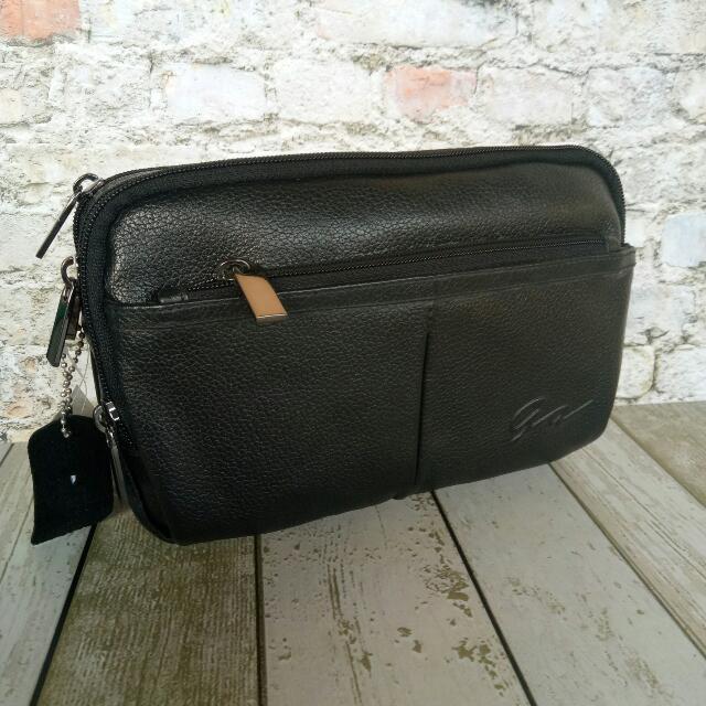 Handbag Pria Kulit Tas Tangan Asli Ga Men S Fashion Bags Wallets On Carou