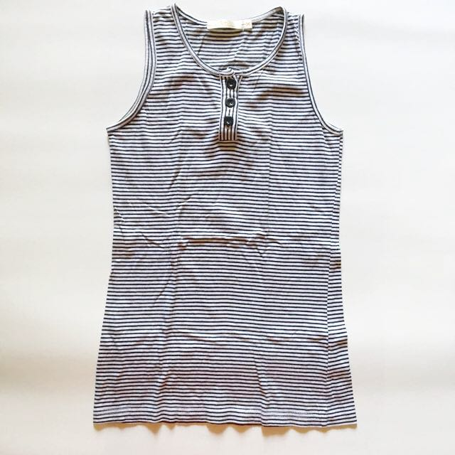 Hardware Sleeveless