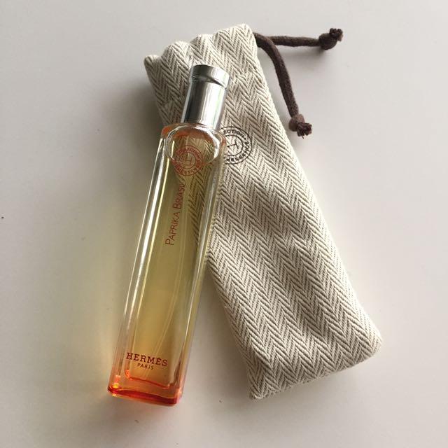 168bfb03294 Authentic Hermes Paprika Brasil 5ml Perfume