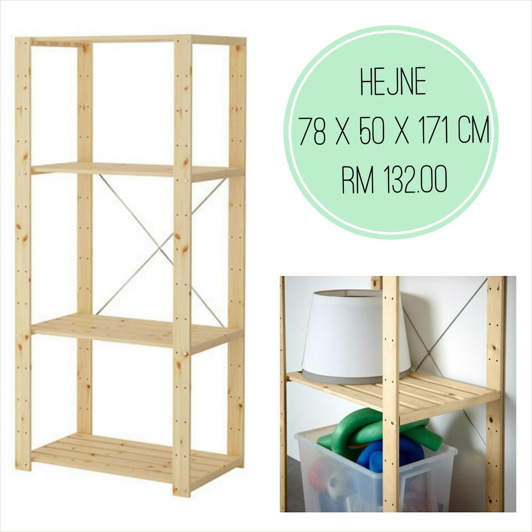 IKEA - HEJNE 78x50x171 cm