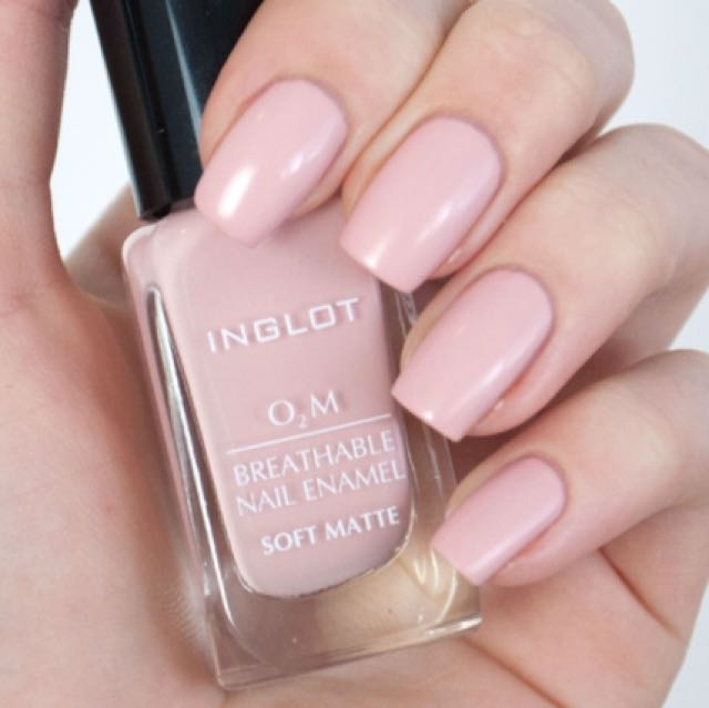 Inglot Breathable Nail Enamel 507, Health & Beauty, Makeup on Carousell