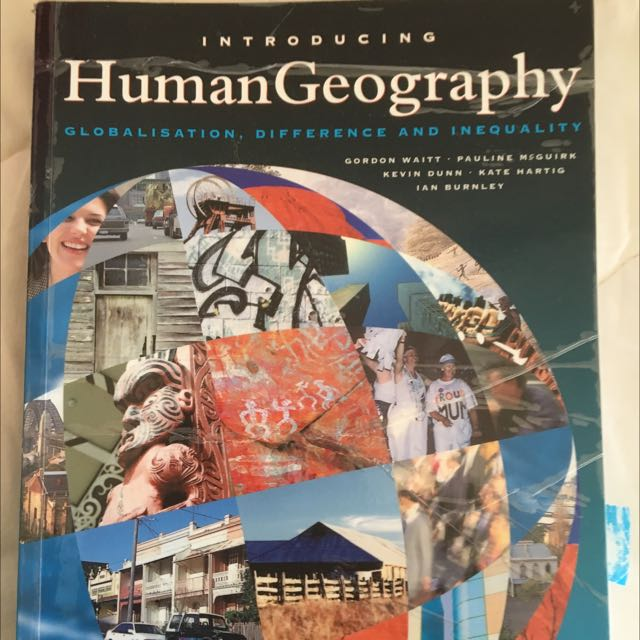 Introducing Human Geography Textbook