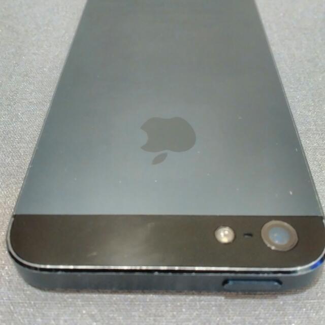 Iphone 5 16GB Black Limited