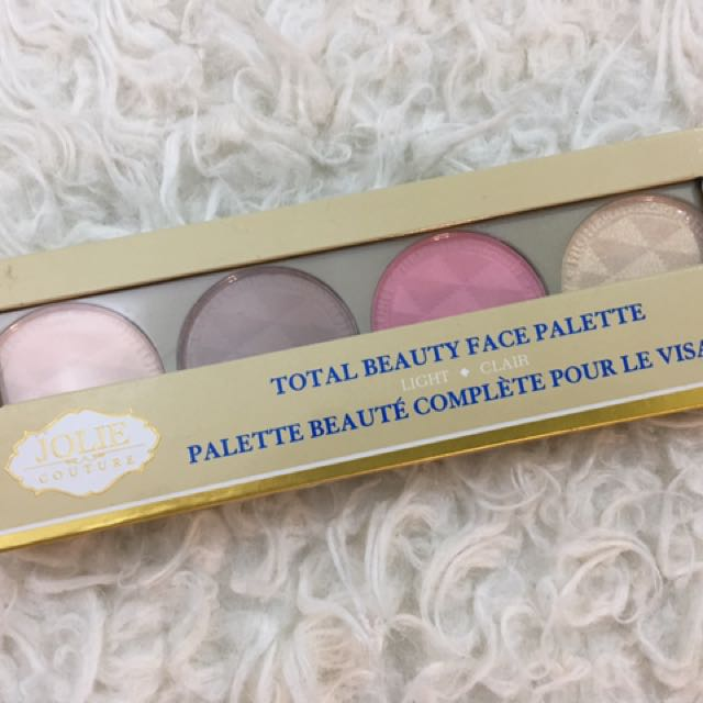 Jolie Couture Total Beauty Face Palette
