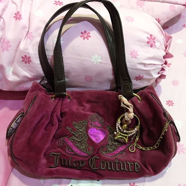 Juicy Couture Bag PINK