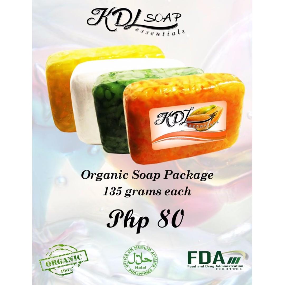 KDL Organic Soaps