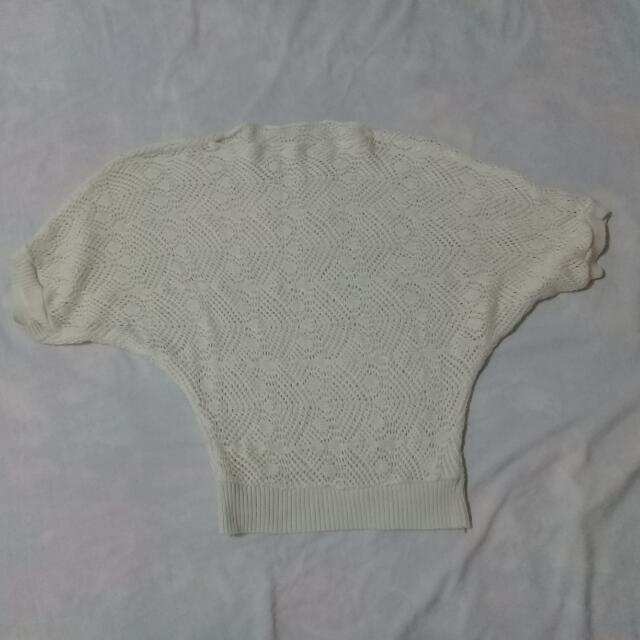 Knitted Cardigan - Small