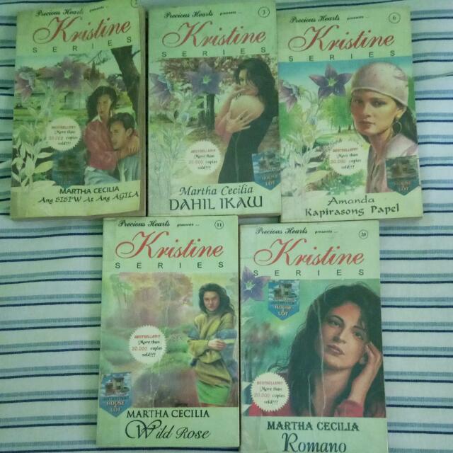Martha Cecilia Kristine Series Pdf Download
