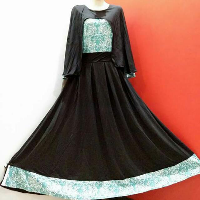 Long Dress Toska