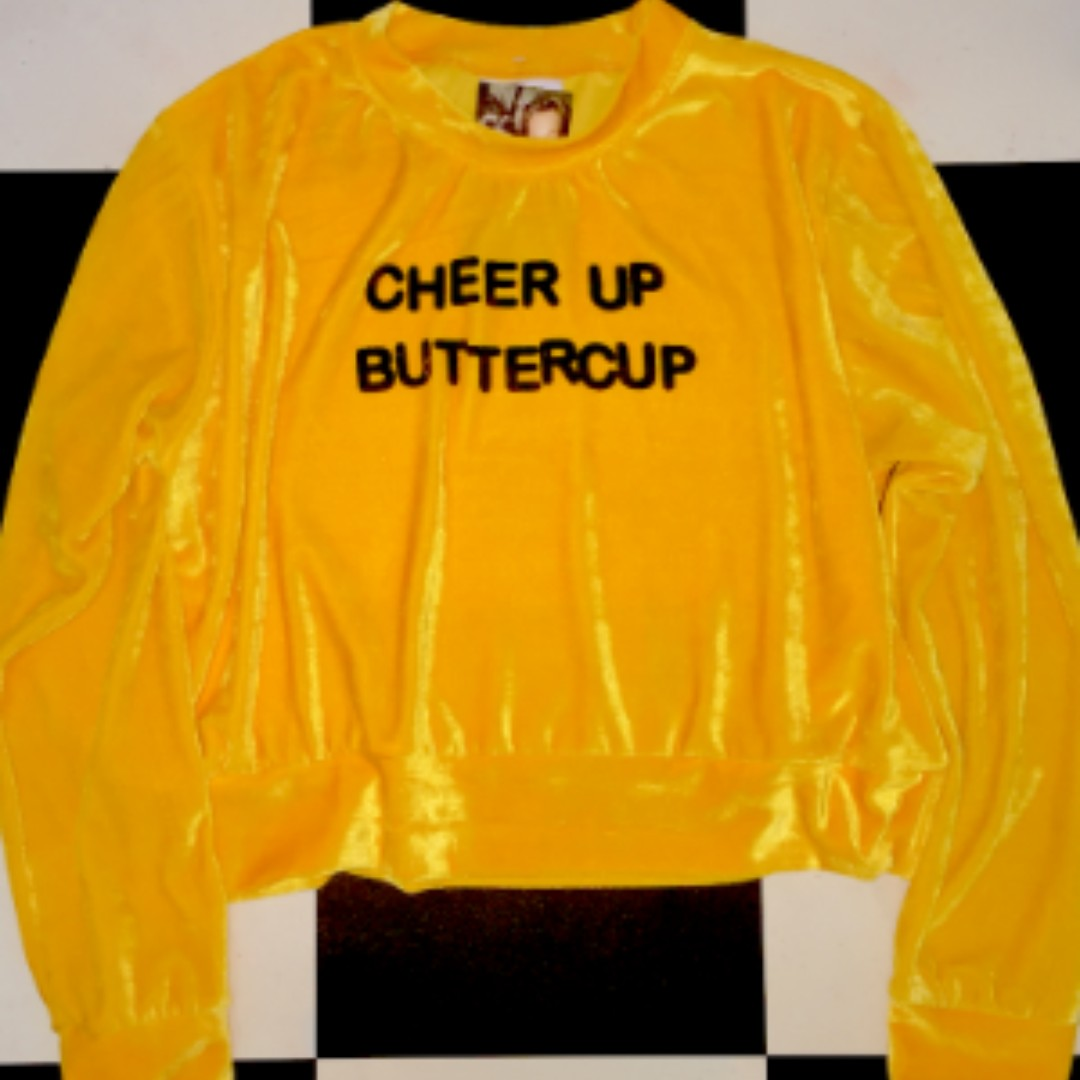 Looking to buy O-mighty cheer up buttercup pullover