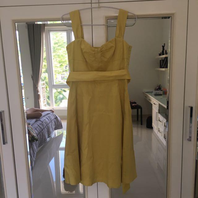 Mango Dress (beauty N The Beast Style)