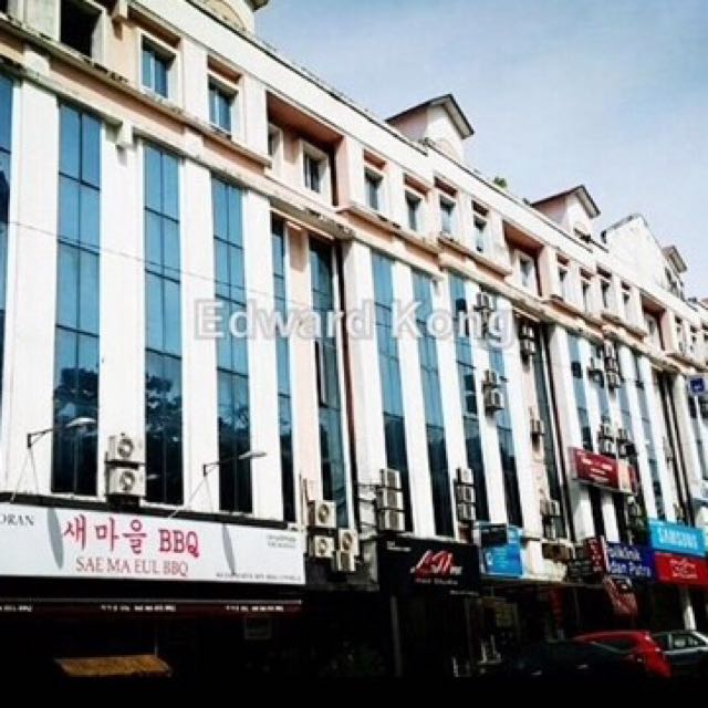 MEDAN PUTRA Office For Rent