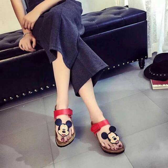 Mickey Mouse Sandals 2