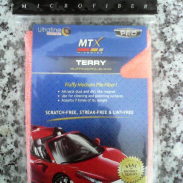 Microtex Terry ( Chamois )