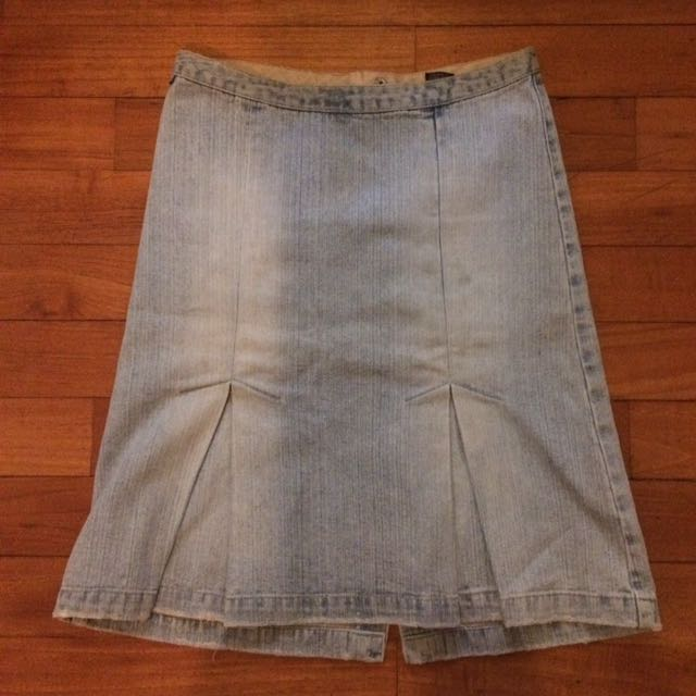 MOOKS Denim Skirt