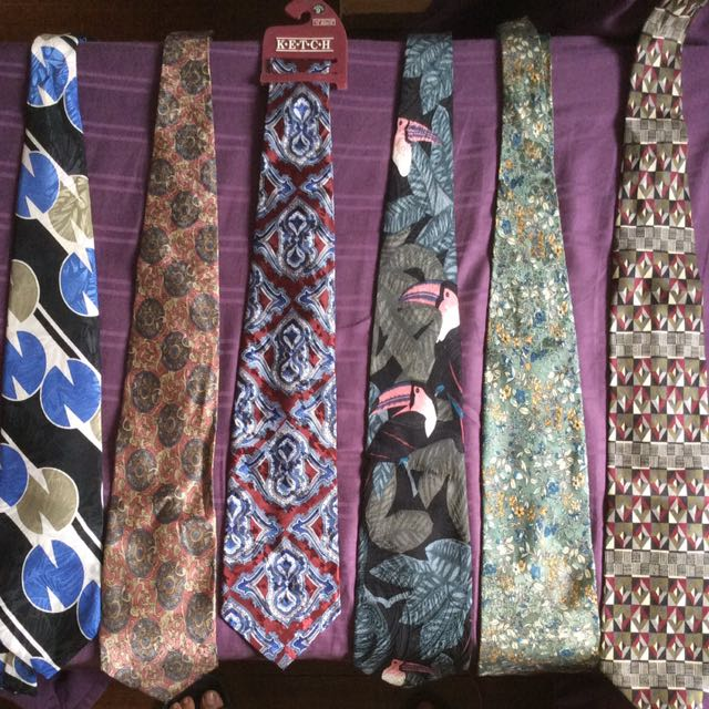 Necktie (Used And New)