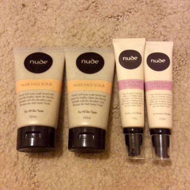 Nude By Nature Face Care