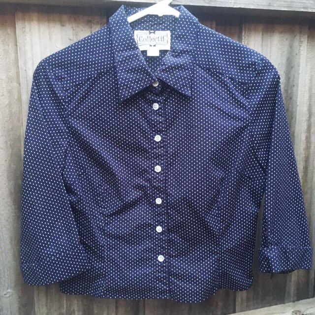 Off Ya Tree Button Up Shirt