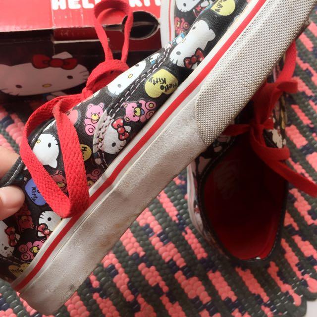 ORI Vans Hello Kitty