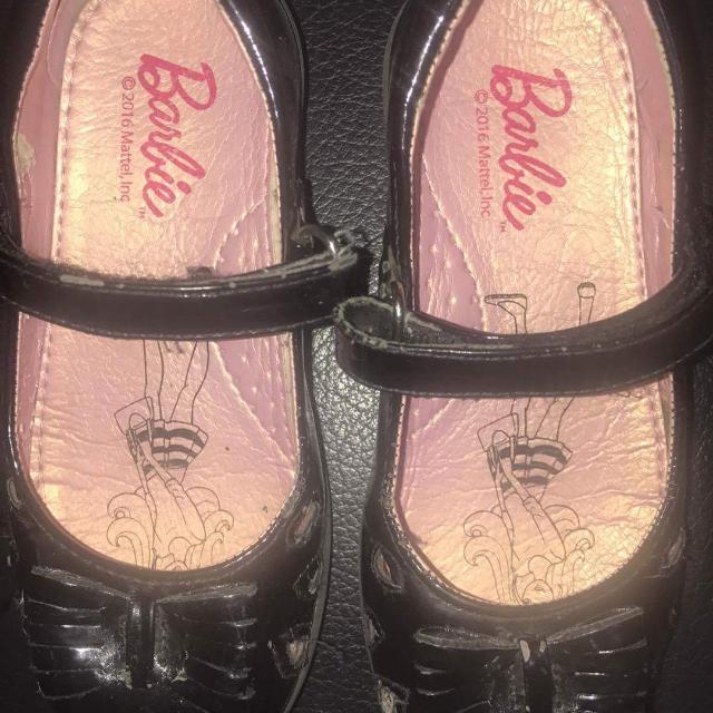 Original Barbie School Shoes