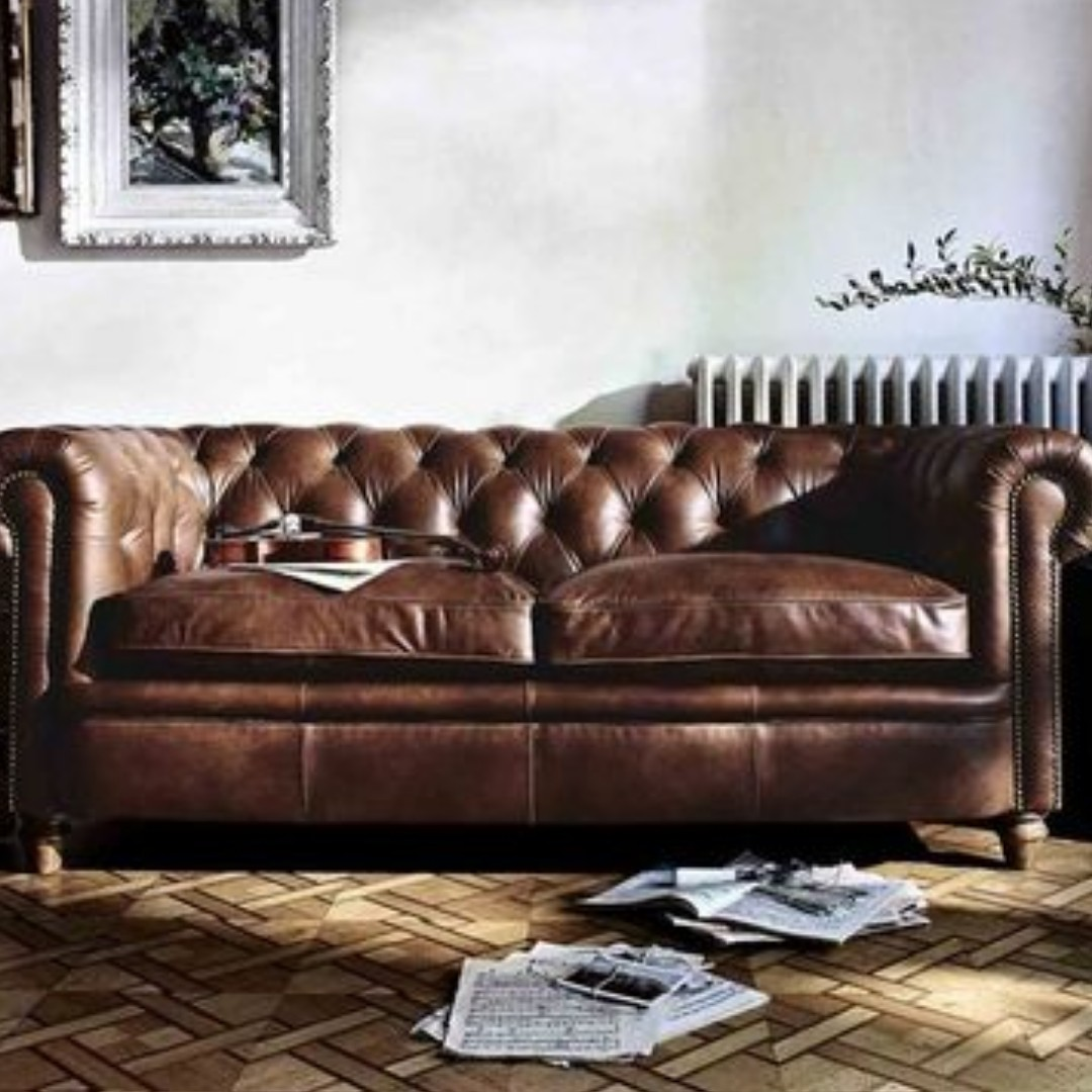 Chesterfield Sofa Furniture Sofas On