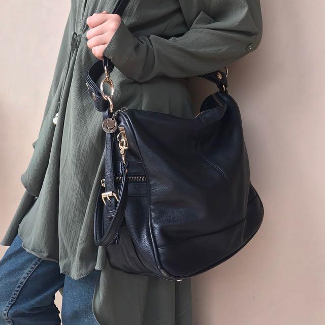 Palomino Black Bag