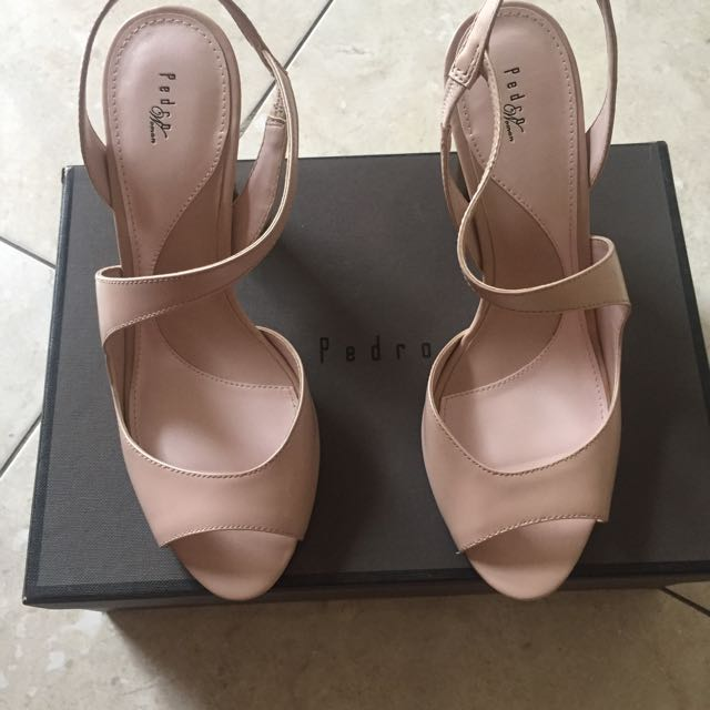 Pedro Shoes (woman/heels)