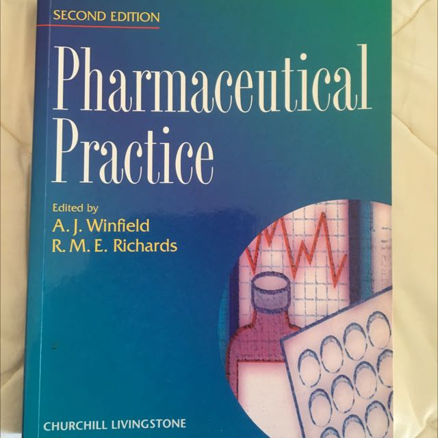 Pharmaceutical Practice Textbook