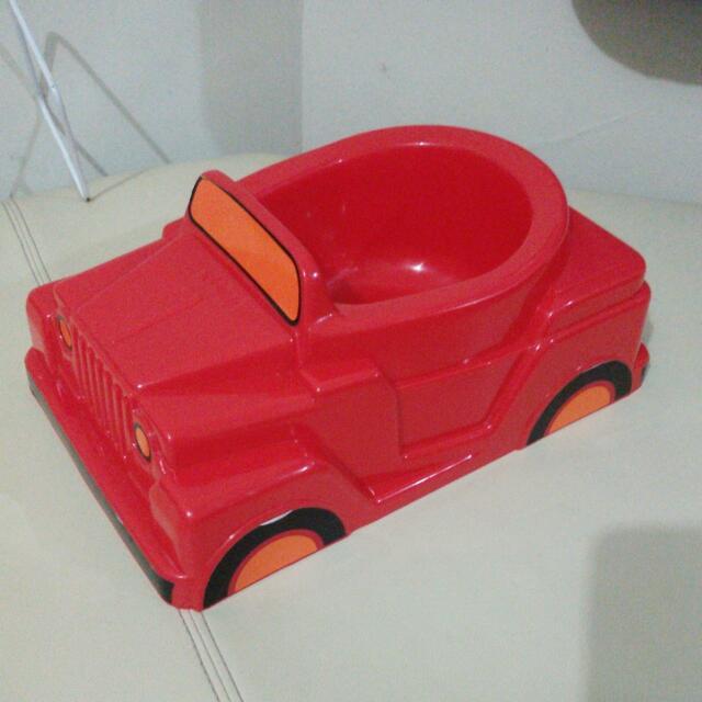 pispot potty car mobil NEW