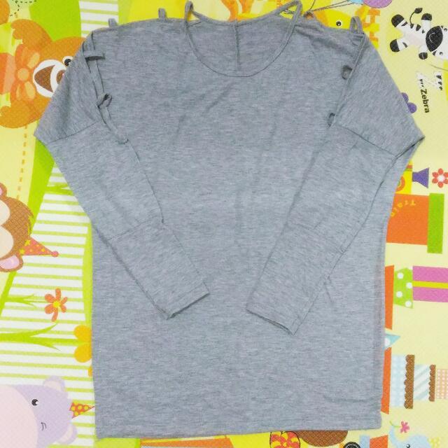 Pre❤ Grey Sleeve