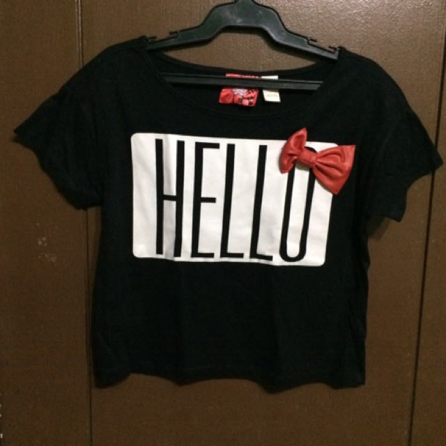 Preloved Kid's Top Hello Kitty