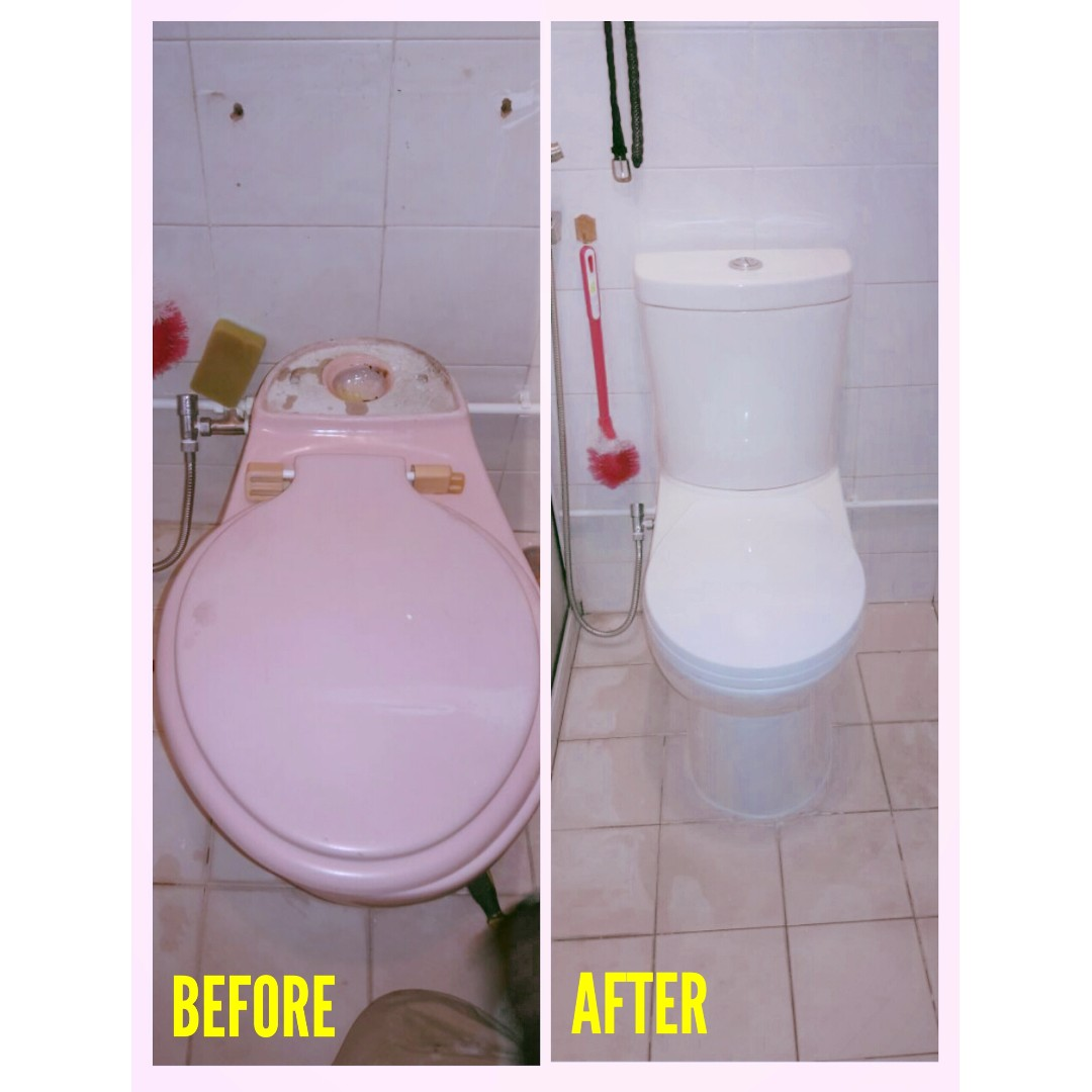 Toilet Bowl Replacement Brand Claytan Home Services