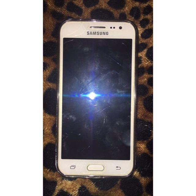 Samsung J2 - Parts