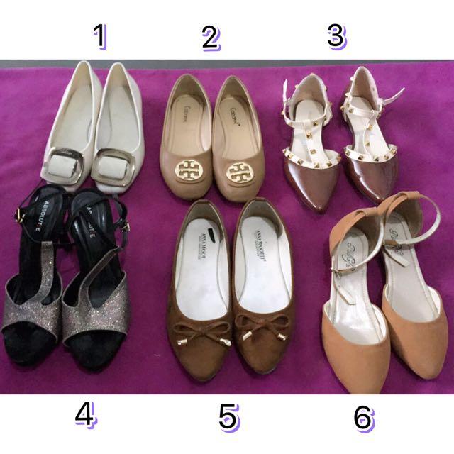Sepatu Dan Sendal Tali