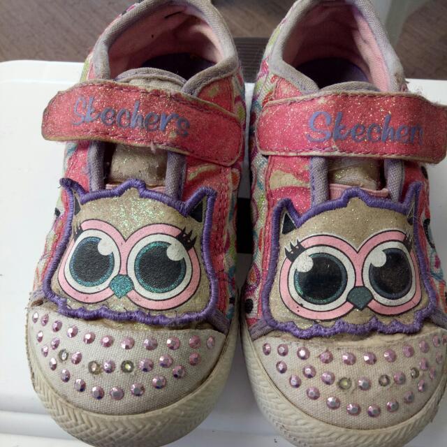 Sepatu Skechers Size 25,5
