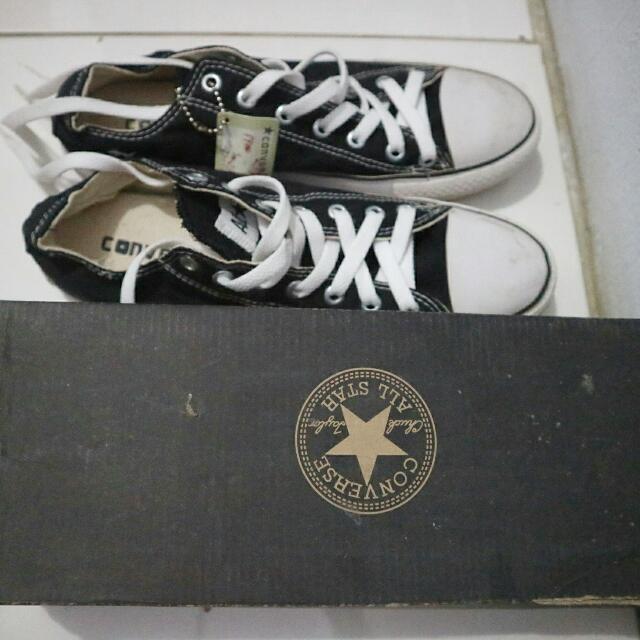 Sepatu Sneakers All Star Converse Unisex