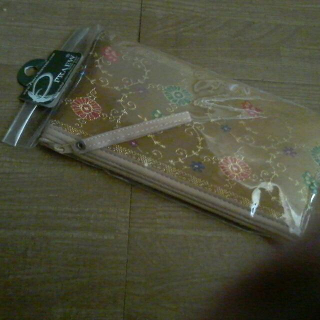 Souvenir From:Thailand This Long Wallet