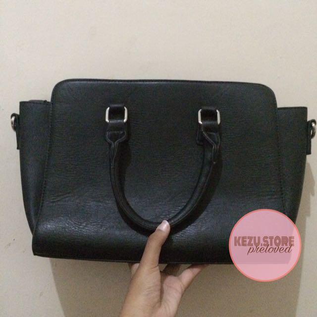 Stradivarius Structured Bag