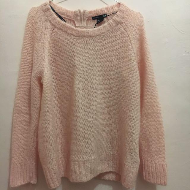 Sweater Peach H&M
