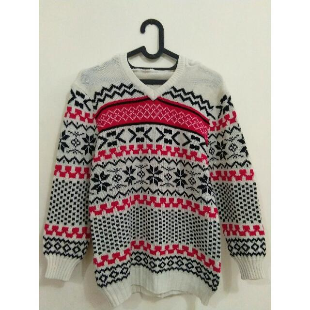 Sweater Tribal