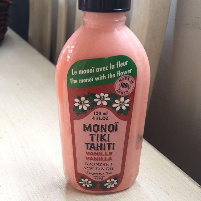 Tahitian Monoi