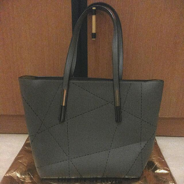 Tas Bellezza Gray
