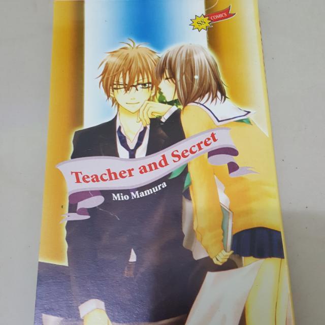 teacher &secret