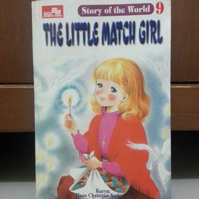 the little match girl 9