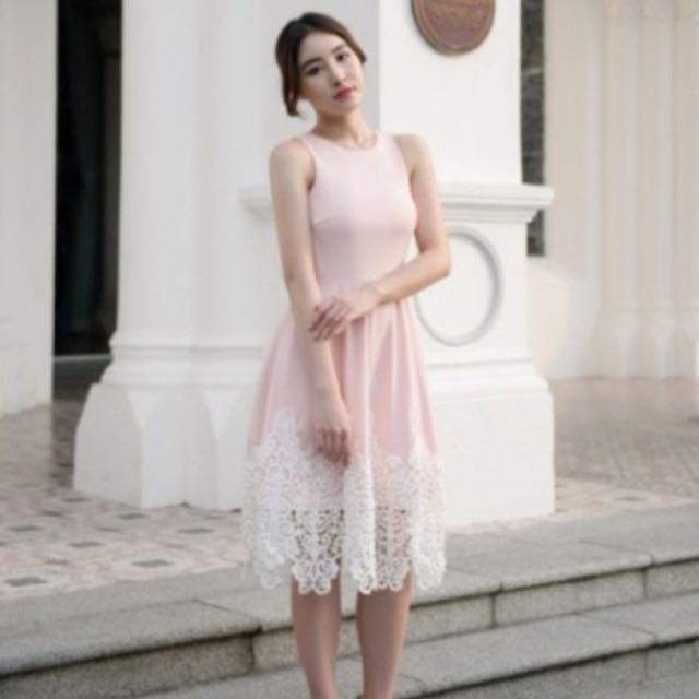 955a217de36 Thread Theory Winter Wonderland Dress Size S